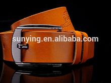 2015 New style Cowhide Geniune Leather Belt