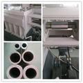 Twin screw extrusora caixa, granulador plástico da máquina fabricante caixa