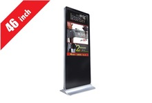Windows OS Interactive digital signage AD player Full Hd 1080p 42 Inch Touch Screen Kiosk