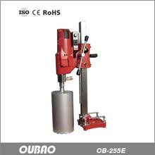 hot sale 255mm electric power source diamond core drill