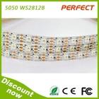 WS2812B IC SMD 5050 led strip light new flexible led strip 5050 rgb 5V dream color