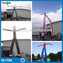 Custom inflatable air dancer /inflatable sky dancer/inflatable dancing inflatable advertising man