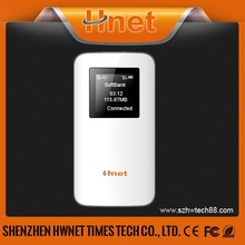 Portable LTE 4G CPE Router With SIM Card Slot 4g router with internal antenna