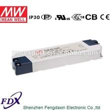 Meanwell PLM-40-1400 indoor led lighting driver,led transformer