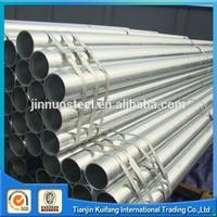 tubos de acero galvanizado