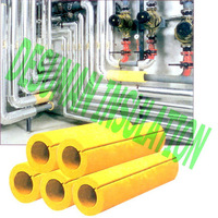 Glass wool insulation air conditioner insulation duct