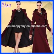 Fashion European and American style women's Parka coat Windbreaker