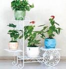 iron flower stand