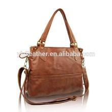 1432 vintage look ladies designer pu bag