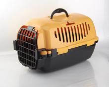 Portable Plastic Pet Travel Cage