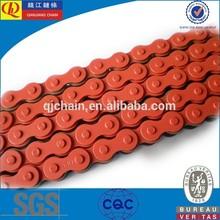530 orange motorcycle chain