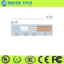 High Quality Thin Mini RG179 Coaxial Cable RG11 RG58 RG59 RG142 RG402