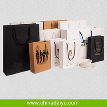 recycled brown craft paper bags / package bags / shopping bags