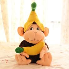 Custom Plush Monkey Toys cheap soft plush monkey toy