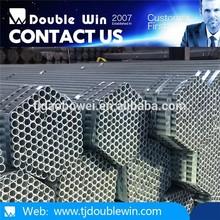 Asiatico 25.4*25.4mm piazza galvnaized vasca, zincato quadrato pipee, piazza di tubazioni zincati