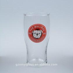 Beer glass half pint, designer beer glasses,beer glass cover