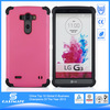 Wholesale manufacture soft silicone cases for lg g3 pc tpu