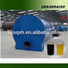 Advanced tech 10 tons per days crude oil distillation equipment