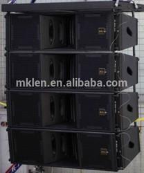"dual 10"" loudspeaker line array"