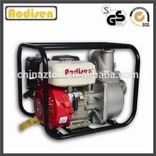 3 inch 80mm Aodisen GP80, 168F-1 6.5hp GX200 honda engine, 196cc, hand start, agriculture WP30 gasoline water pump