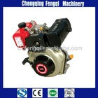 CE&ISO&EPA certification small diesel engine, hot sell single cylinder used 300cc engine