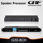 Professional High Quality Digital Black USB Audio Processor
