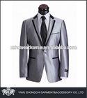 hot sale men silver business suits