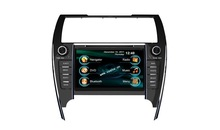 2 din Car dvd player with gps/radio/mp3/audio system for Toyota Camry 2012