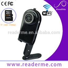 Mini Type Video and Audio Serveillance Internet WiFi HD Candid Camera