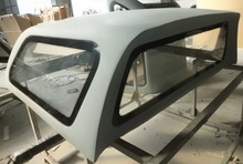 Truck parts hard top canopy