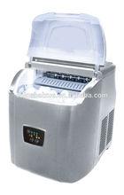 Uso en el hogar encimera portátil mini fabricante de hielo