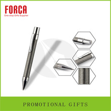2015 hot sale promotional office stationery oem massag ball crystal pen