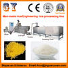 CE,ISO9001 certification best Artifical nurtrition rice machine,artifical rice processing line