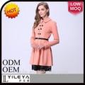 2014 caliente venta de moda de verano europeo señoras vestido casual