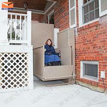 hydraulic wall mounted lift platform/electric platform lift