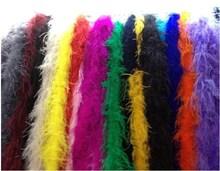 China Alibaba Wholesale Ostrich Feather Boa