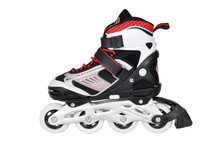 Alibaba wholesale automatic action roller inline skate racing shoes in china
