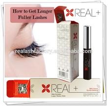 Herbal Ingredient and liquid form Waterproof Feature high quality REAL eyelash enhancer natural eyelash growth serum