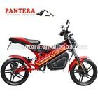 PT-E001 Popular Europe Street Legal Pedal Direct Drive Electric 20Ah Lithium Battery Motocicleta