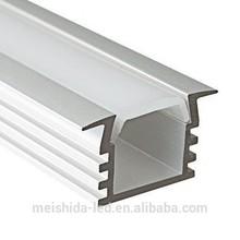 Aluminum led strip profile factory manufacturer