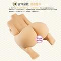 كامل سيليكون دمية الجنس الحجم 21x33x66cm المواد من المنتجات الخزفية