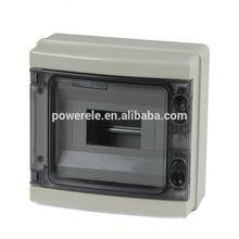 SAIP electrical MCB box distribution