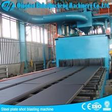 Q69 electric sandblasting machine with Sa2.5