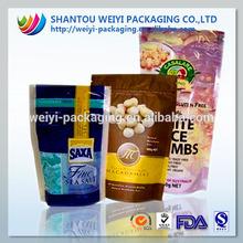 Food grade custom logo personalized paper bags