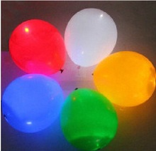 Factory direct advertising party led balloon