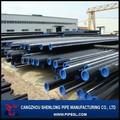 Api 5L de grado B Q345B de acero sin costura 6 pulgadas 8 pulgadas 12 pulgadas de tubos de acero