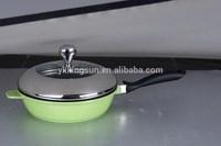 China Manufacture pan with temperature sensor