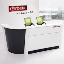 Mostrador de recepción de mobiliario de oficina de recepción del hotel decoraciones