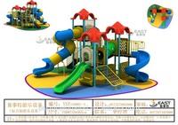 2014 kids amusement park plastic indoor playground for sale