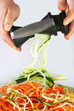 spiral vegetable slicer spiral potato slicer manufacturer made in china kitchen tools